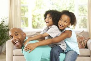 Co-ouderschap is na echtscheiding samen zorgen voor de kinderen, ieder ongeveer een gelijk aandeel