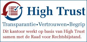 Fair-Scheiden heeft het HighTrust certificaat