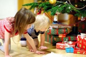 Kerstmis na echtscheiding kado