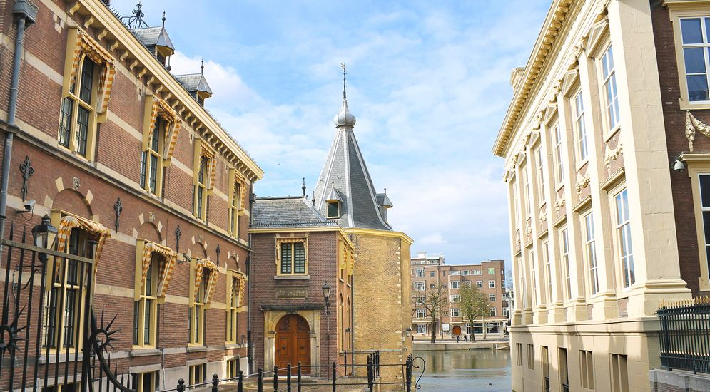 Scheiden in Den-Haag